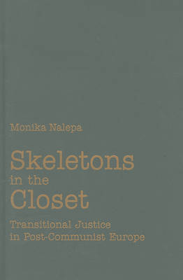 Skeletons in the Closet by Monika Nalepa