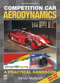 Competition Car Aerodynamics by Simon McBeath
