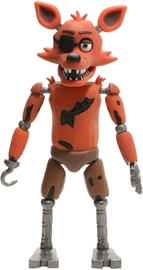 "Five Nights at Freddy's - Foxy Glow 5"" Articulated Action Figure image"