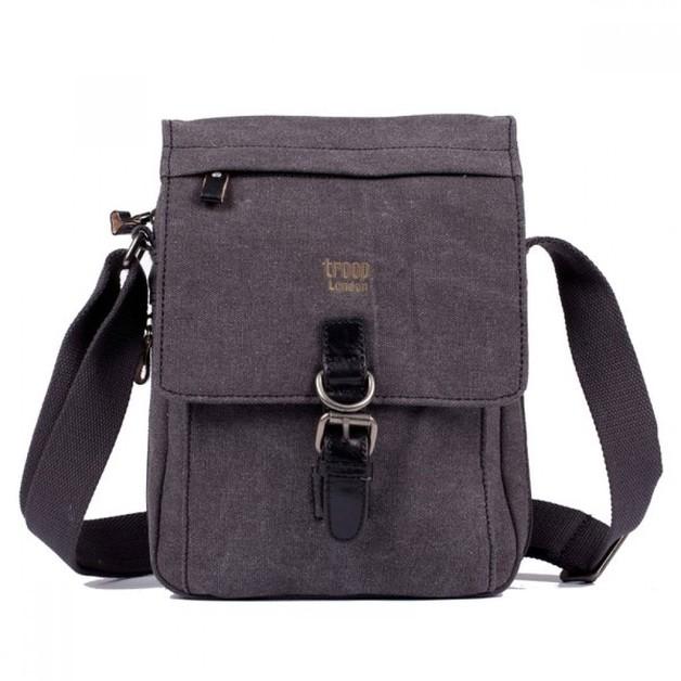 Troop London Classic Shoulder Bag - Black