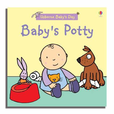 Baby's Potty by Felicity Brooks image