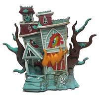 "Kidrobot: The Infernal Manor - 16"" Vinyl Playset"