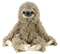 Cuddlekins: Three Toed Sloth - 12 Inch Plush