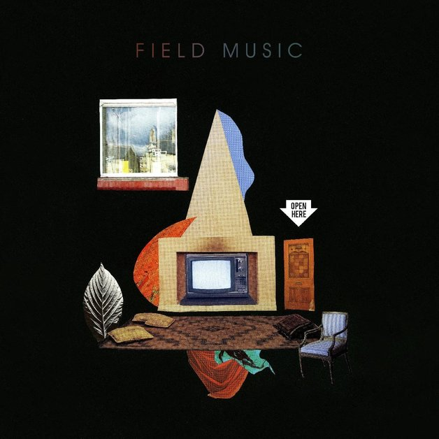 Open Here (Colour Vinyl Edition) by Field Music