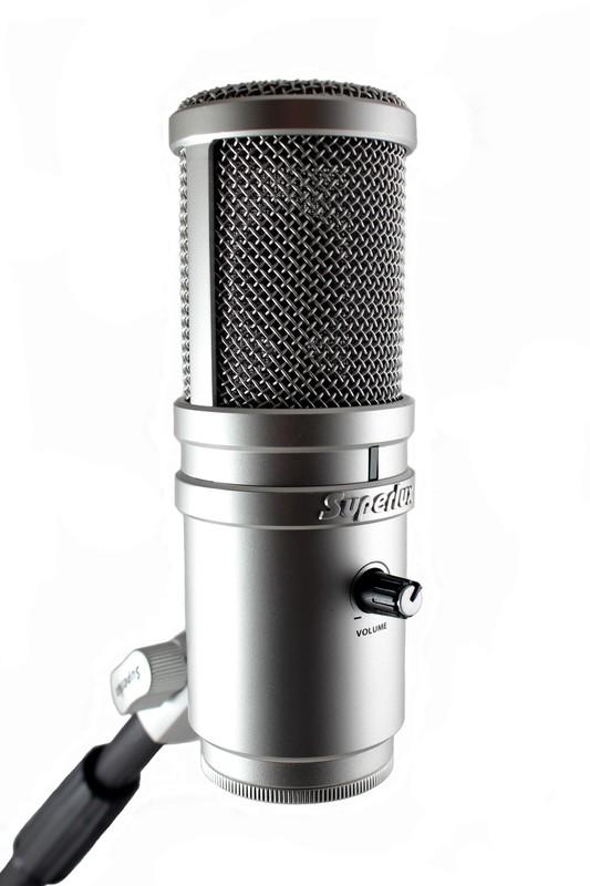 Superlux E205U USB microphone