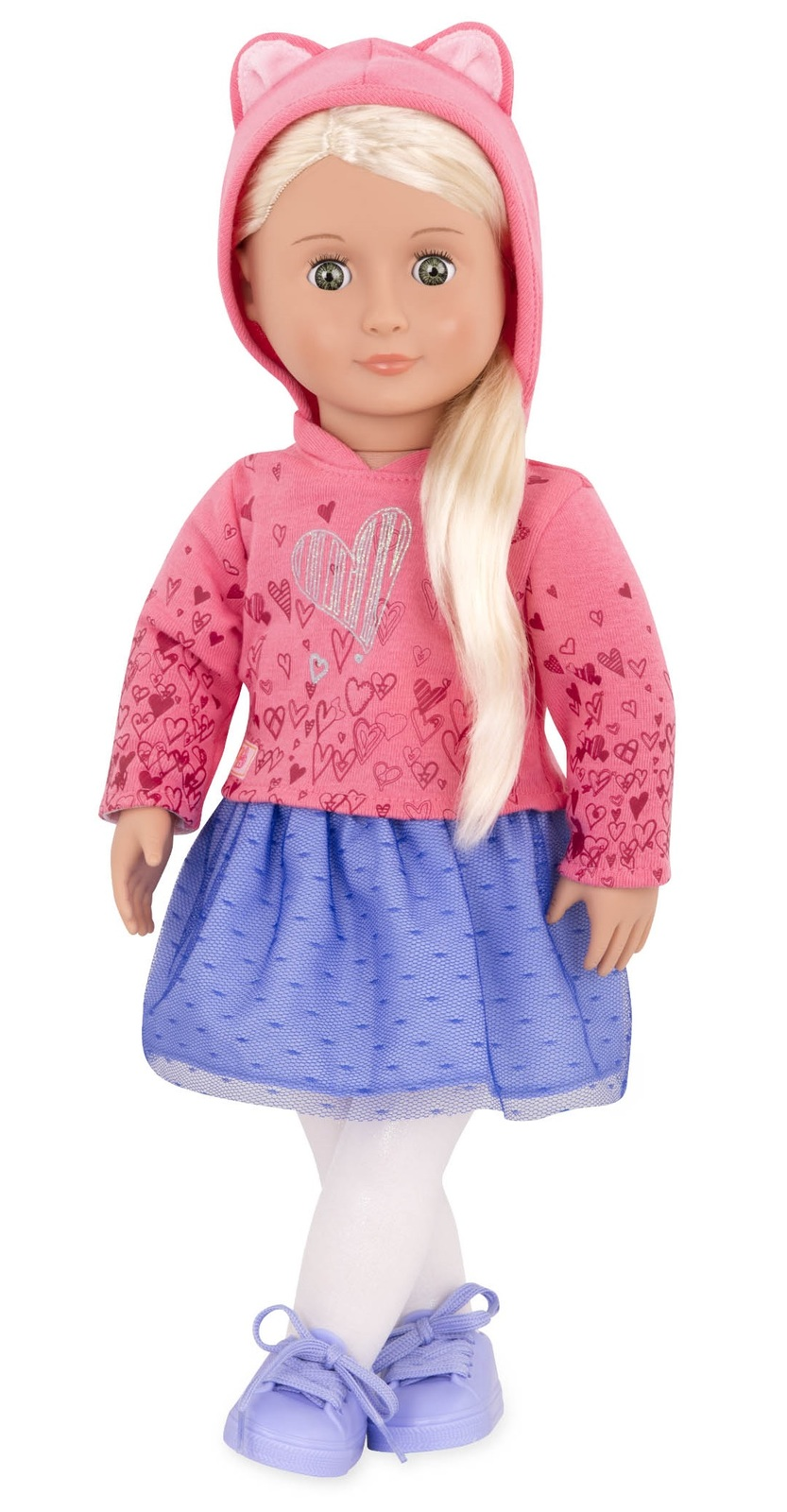 "Our Generation: 18"" Regular Doll - Guacyra image"