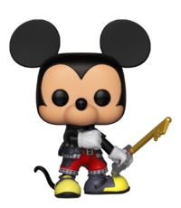 Kingdom Hearts 3 - Mickey Mouse Pop! Vinyl Figure