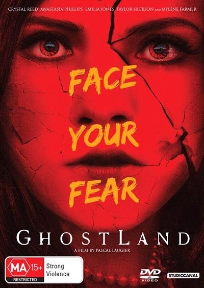 Ghostland on DVD