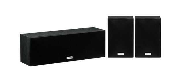 ONKYO Centre & Surround Speaker Package. 2-Way Bass Reflex Centre