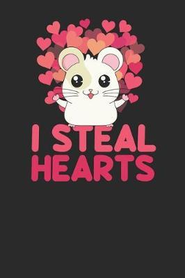 I Steal Hearts by Hamster Publishing