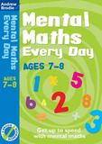 Mental Maths Every Day 7-8 by Andrew Brodie