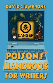 Poisons Handbook for Writers by David Ciambrone image
