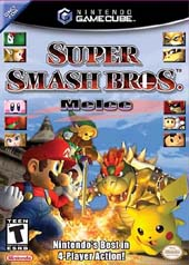 Super Smash Brothers Melee for GameCube