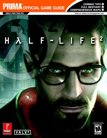 Half-Life 2 - Prima Official Guide image