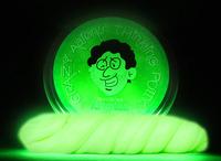 Crazy Aarons Thinking Putty: Glow in the Dark - Krypton
