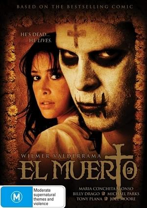 El Muerto on DVD image