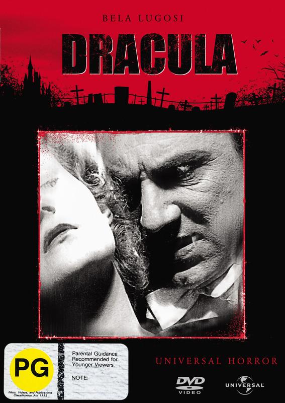 Dracula (1931) on DVD
