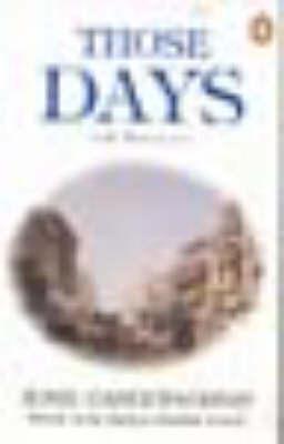 Those Days by Sunil Gangopadhyay