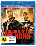 Die Hard 5: A Good Day to Die Hard on Blu-ray