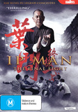 Ip Man: The Final Fight DVD