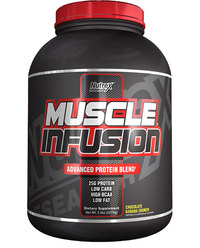 Nutrex Muscle Infusion - Choc Banana Crunch (5 Lbs)