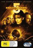 Babylon 5 - Season 5 (6 Disc Set) DVD