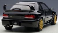 AUTOart: 1/18 Subaru Impreza 22b (Black) - Diecast Model image