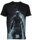 The Elder Scrolls V: Skyrim Dragonborn T-Shirt (Large)