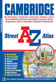 Cambridge Street Atlas by Geographers A-Z Map Company