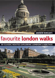 Andrew Duncan's Favourite London Walks by Andrew Duncan image