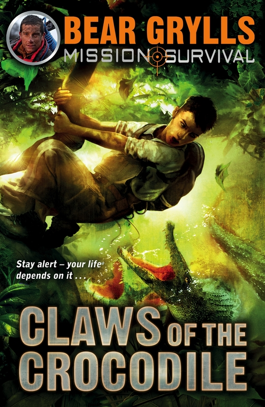 Mission Survival 5: Claws of the Crocodile by Bear Grylls