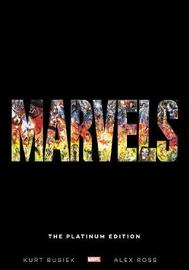 Marvels: The Platinum Edition Slipcase by Kurt Busiek