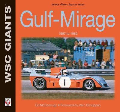 Gulf-Mirage 1967 to 1982 by Ed McDonough