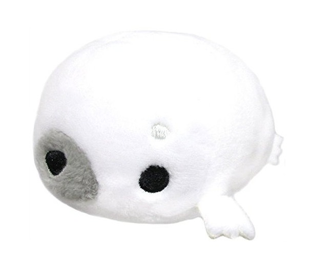 Norun-zoku: Earless Seal - Plush Toy