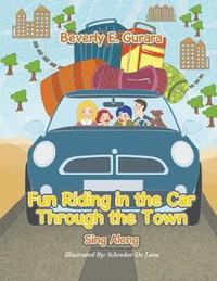 Fun Riding in the Car Through the Town by Beverly Gurara image