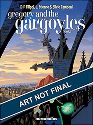 Gregory And The Gargoyles #2 image