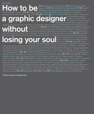 How to Be a Graphic Designer Without Losing Your Soul (New Expanded Edition) by Adrian Shaughnessy