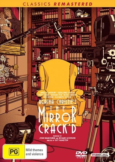 The Mirror Crack'd on DVD image