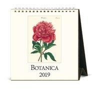 Botanica 2019 Desk Calendar