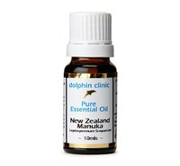 Dolphin Clinic Essential Oils - NZ Manuka (10ml)