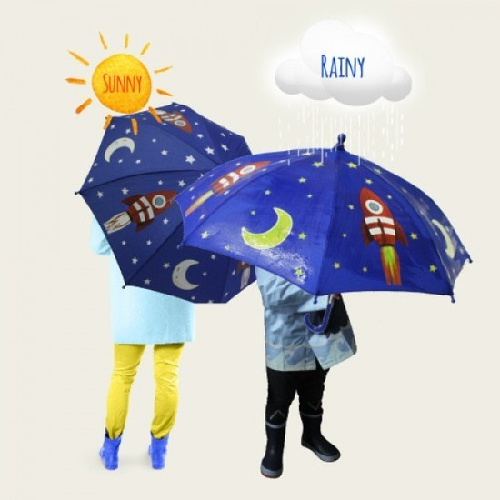 Kids Umbrella Rocket image