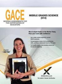 Gace Middle Grades Science 014 by Sharon Wynne image