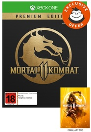 Mortal Kombat 11 Premium Edition for Xbox One image