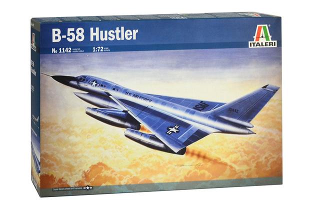 Italeri 1/72 B-58 Hustler - Model Kit
