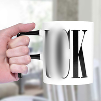 Thumbs Up! Uck - Novelty Mug