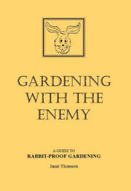 Gardening with the Enemy by Janet Thomson image