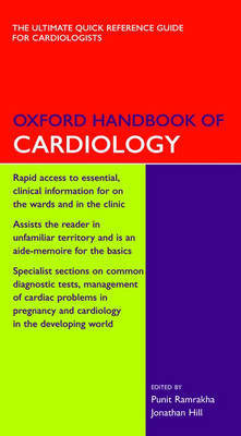 Oxford Handbook of Cardiology image