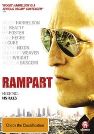 Rampart on DVD