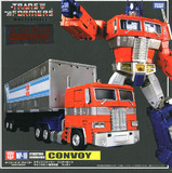 Transformers Masterpiece MP-10 Convoy (Optimus Prime)