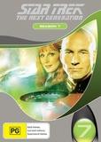 Star Trek: The Next Generation - Season 7 on DVD
